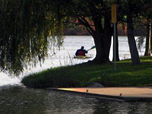 Kayaking in DE